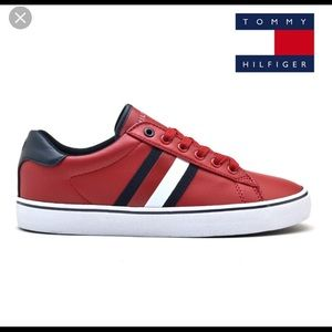 Tommy Hilfiger Paris Red Multi
